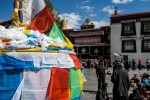 Jokhang-Tempel in Lhasa