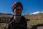 Tibetisches Mädchen