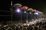 Aarti-Zeremonie