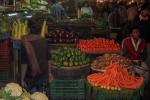Markt in Delhi