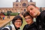 Palast in Delhi