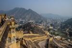 Blick auf Jaipur