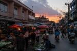 Abendstimmung in Chiang Rai