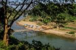 Zufluss zum Mekong