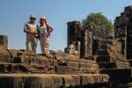 Bayon-Tempel, Kambodscha