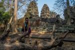 Banteay Kdei, Kambodscha