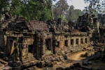 Preah Khan, Kambodscha