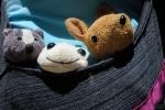 Bruno, Bubu und Miniru