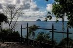 Blick vom Shari-La Resort