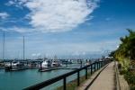 Hafen von Airlie Beach