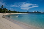 Strand auf Nacula Island