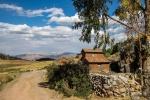 Richtung Templo de la Luna
