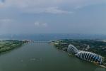 Marina Barrage und Gardens by the Bay