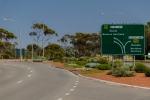 Schild in Port Augusta