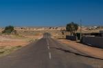 Straße zu den Opalminen
