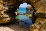 The Grotto aus der Nähe