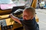 Dari im Tuktuk