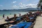 Chaweng Beach, Blick nach Süden