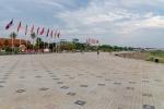 Uferpromenade am Mekong