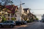 Straße zum Mekong