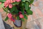 Blumenvase aus UXO
