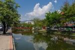 Kanal in Chiang Mai