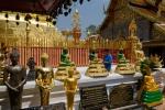Noch mehr Buddhastatuen
