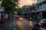 Radweg in Bangkok!