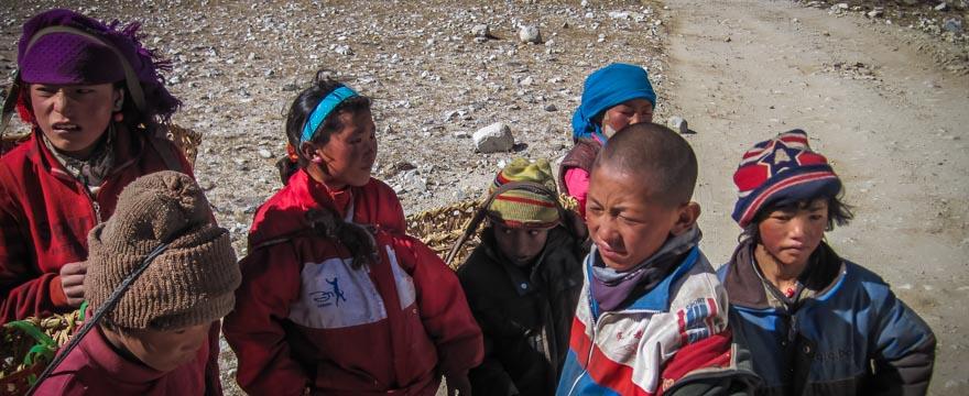 Tashi Delek aus Tibet