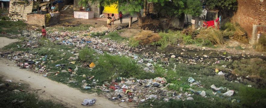 Indien stinkt