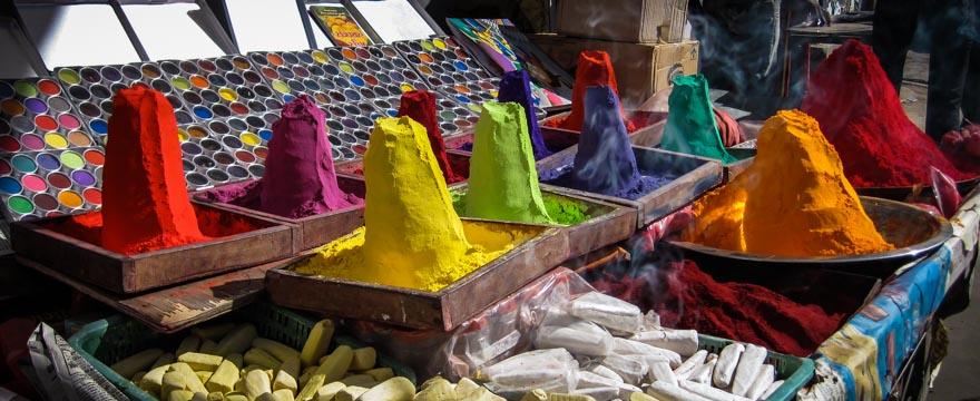 Rajasthan Tour: Bunte Farben