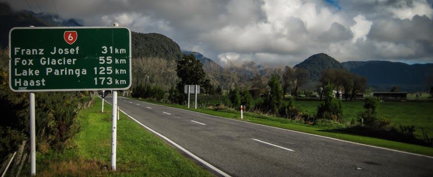 Franz Josef Neuseeland