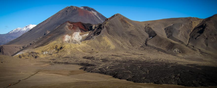 Mt. Doom - Tongariro Crossing