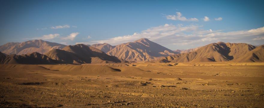 Chilenische Wüste