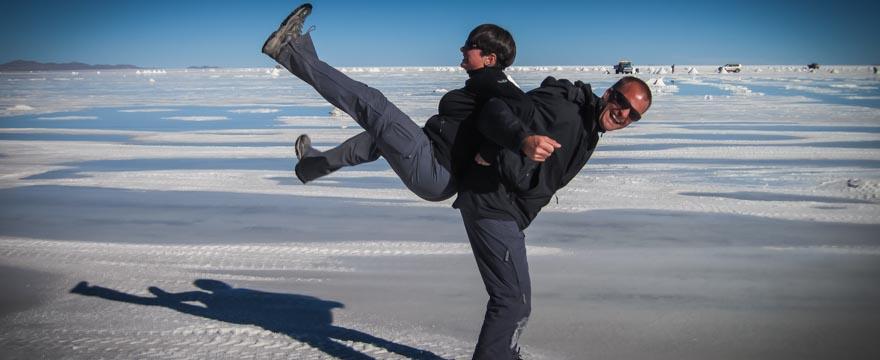 Weltreise Statistik: Salar de Uyuni