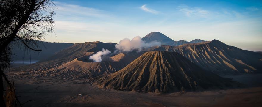Gunung Bromo, Java