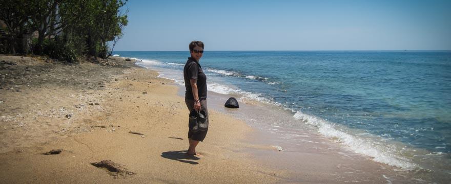 Marsi auf der Insel Gili Air