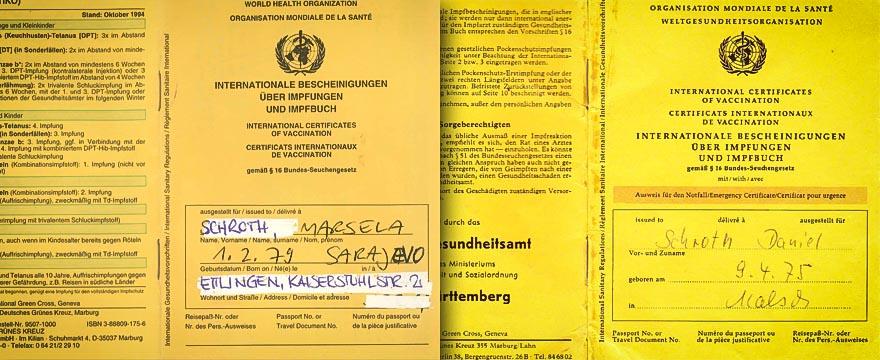 Impfungen - check!