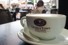 Kaffee in George Town