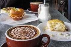 Frühstück in Neuseeland