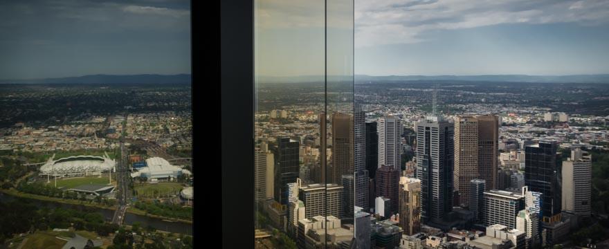 Melbourne: Eureka Sky Deck