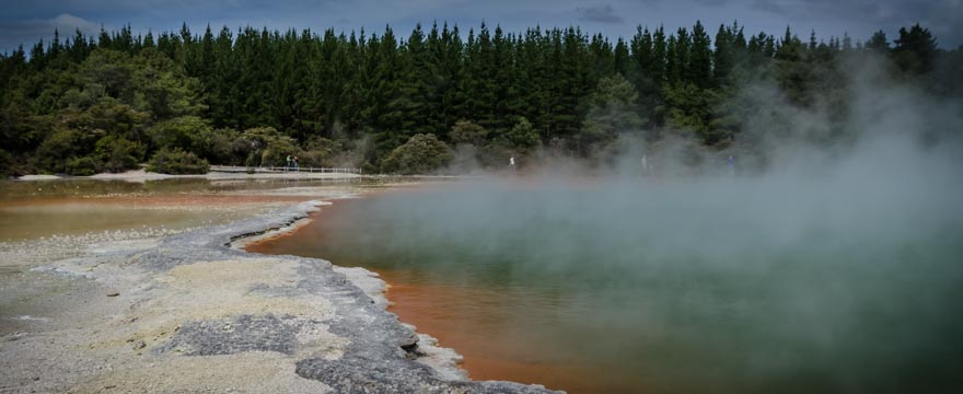 Wai-o-Taupo Thermal Wonderland