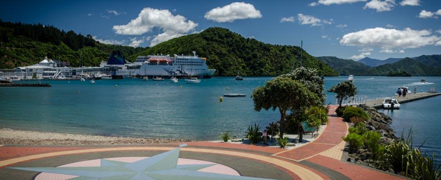 Interislander-Fähre Neuseeland