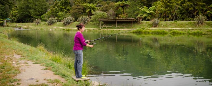 Anatoki Salmon Neuseeland
