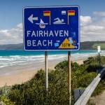 Fairhaven Beach, Australien