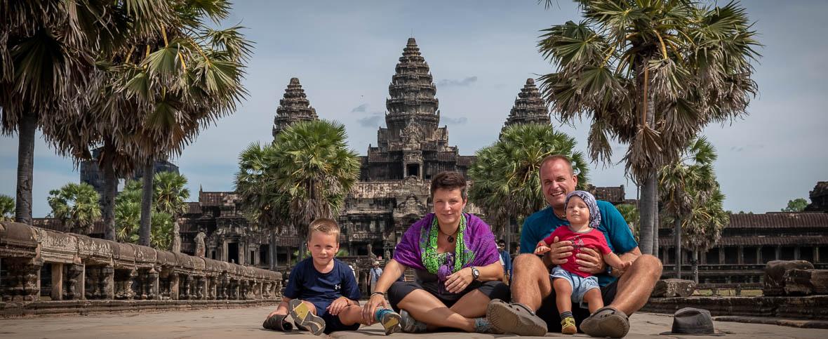 Weltreise mit Kindern Erfahrungen