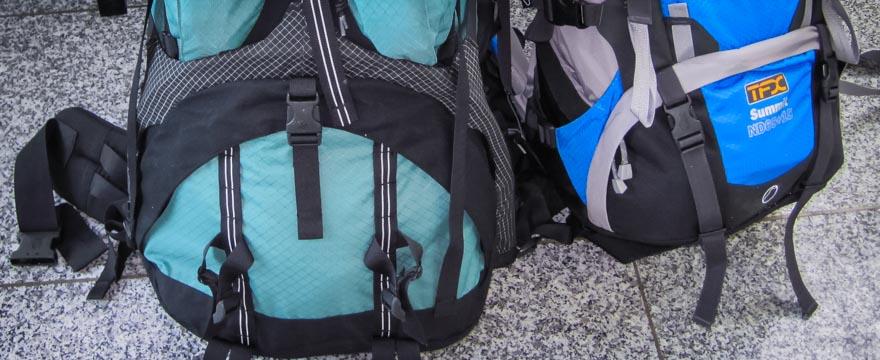 Weltreise Equipment