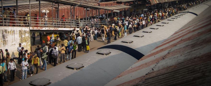Von Sunauli nach Varanasi